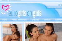 Screenshot of Euro Girls On Girls