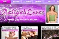Screenshot of Aaliyah Love